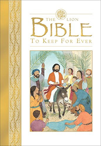 9780745969145: The Lion Bible to Keep for Ever