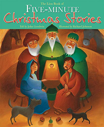 9780745969268: The Lion Book of Five-Minute Christmas Stories