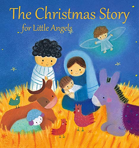 9780745976105: The Christmas Story for Little Angels