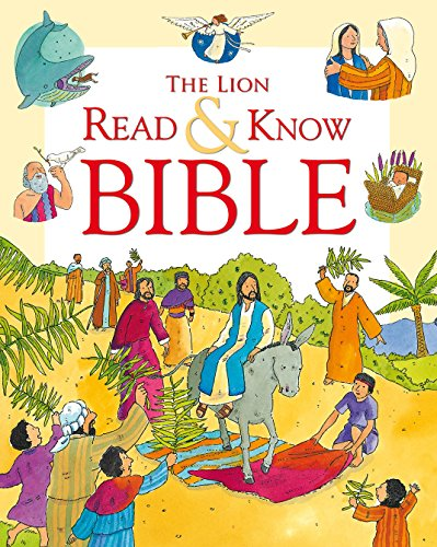 9780745976396: The Lion Read & Know Bible (Read and Know)
