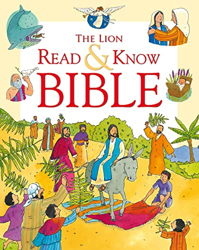 9780745976594: The Lion Read and Know Bible