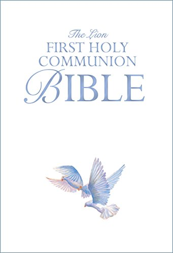 9780745976624: The Lion First Holy Communion Bible