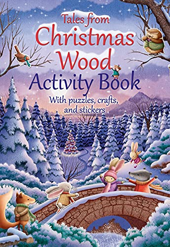 Tales from Christmas Wood Activity Book (Paperback): Suzy Senior