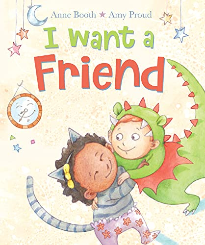 I Want a Friend: Anne Booth