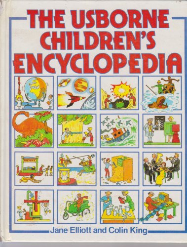 9780746000311: The Usborne Children's Encyclopedia (Usborne Encyclopedias)