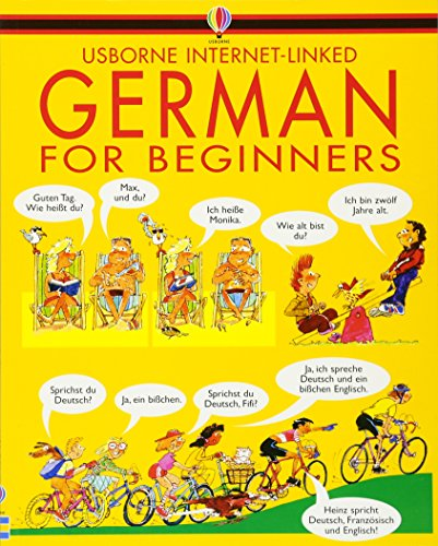 9780746000564: German for Beginners
