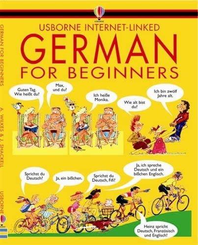 9780746000564: German for Beginners
