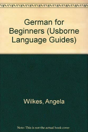 9780746000571: German for Beginners