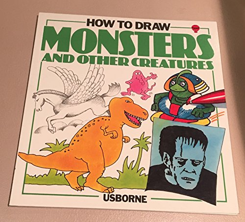 9780746000816: How to Draw Monsters and Other Creatures