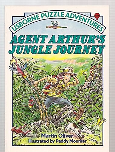 9780746001417: Agent Arthur's Jungle Journey (Usborne Puzzle Adventures)