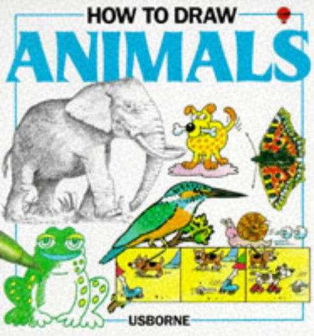9780746001776: How to Draw Animals