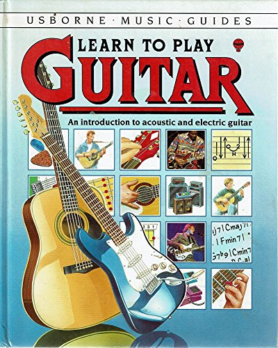 9780746001943: Learn to Play Guitar (Usborne music guides)