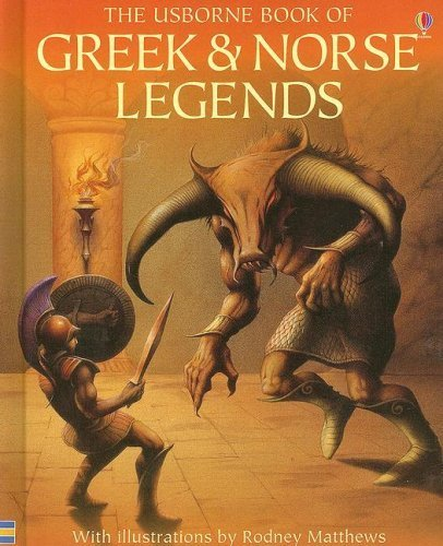 9780746002155: Greek and Norse Legends (Myths & legends)