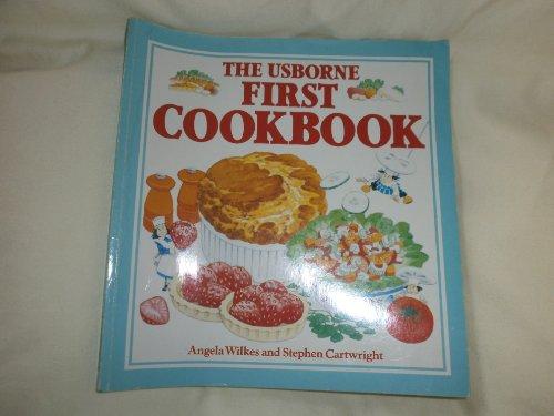 9780746002339: The Usborne First Cookbook