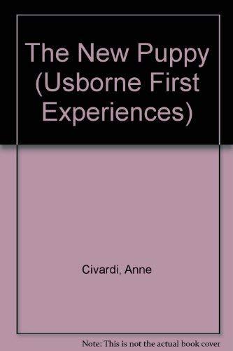 9780746002551: New Puppy (Usborne First Experiences)