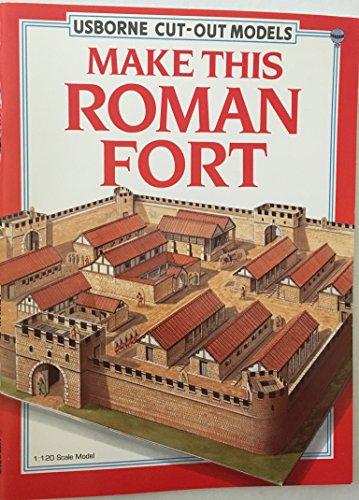 9780746002568: Make This Roman Fort