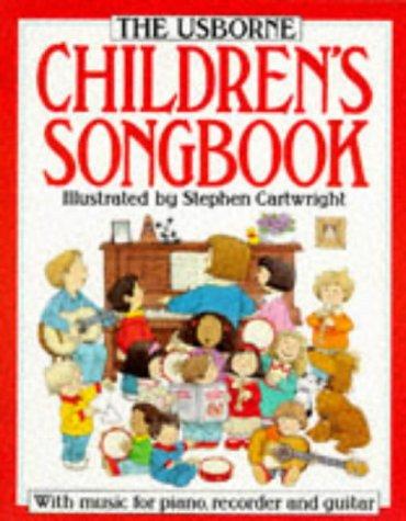 9780746002643: Children's Songbook (Usborne songbooks)