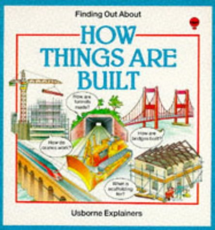9780746002780: How Things Are Built