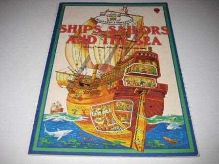 9780746002858: Ships, Sailors and the Sea (Usborne Beginner's Knowledge)