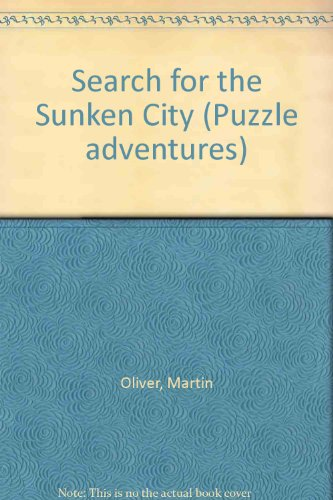 9780746003053: Search for the Sunken City (Puzzle Adventure)