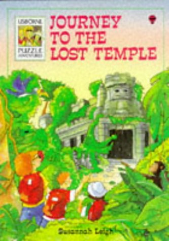 Journey to the Lost Temple (Puzzle Adventures): Susannah Leigh