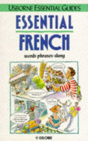 9780746003169: Essential French (Usborne Essential Guides) (English and French Edition)