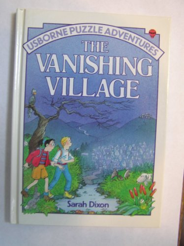 9780746003312: Vanishing Village (Usborne Puzzle Adventures)