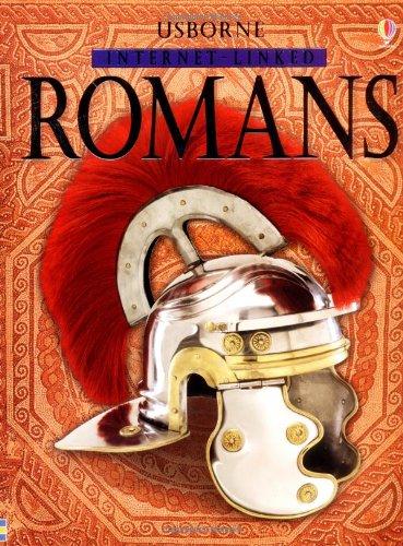 9780746003404: The Romans: Usborne Illustrated World History