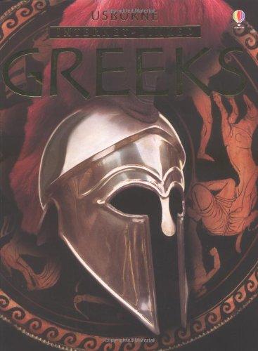 The Greeks (The Usborne Illustrated World History): Susan Peach, Anne Millard