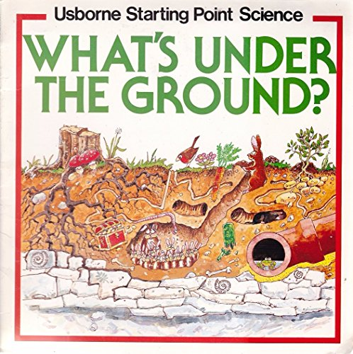 What's Under the Ground? (Starting Point Science) (0746003579) by Susan Mayes
