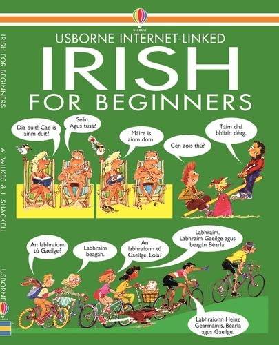 Irish for Beginners: Angela Wilkes; John