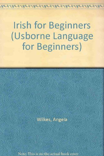 9780746003848: Irish for Beginners (Usborne Language for Beginners)