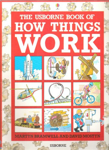 9780746004159: The Usborne Book of How Things Work (Simple science)