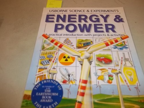 9780746004227: Energy and Power (Science & Experiments Series)