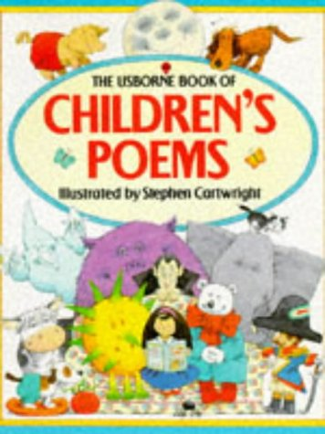 Children's Poems (Usborne Poetry Books) (0746004826) by Heather Amery