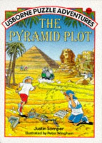 9780746005064: Pyramid Plot (Puzzle Adventures Series)