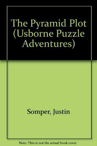 9780746005071: The Pyramid Plot (Usborne Puzzle Adventures)