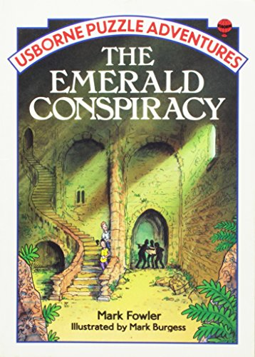 9780746005088: The Emerald Conspiracy (Puzzle Adventures)