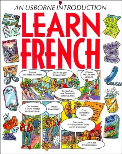 9780746005323: Learn French (Usborne Introduction Series) (English and French Edition)