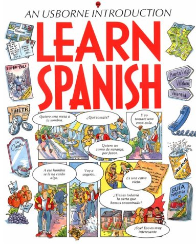9780746005361: Learn Spanish (Learn Languages Series) (English and Spanish Edition)