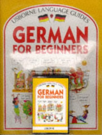 9780746005835: German for Beginners (Usborne Language Guides)