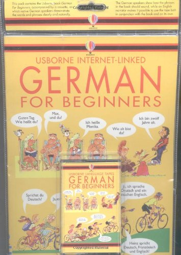 9780746005835: German for Beginners (Language Guides)