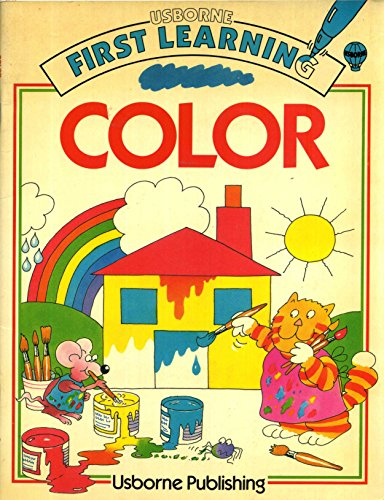 9780746005941: Color (First Learning)