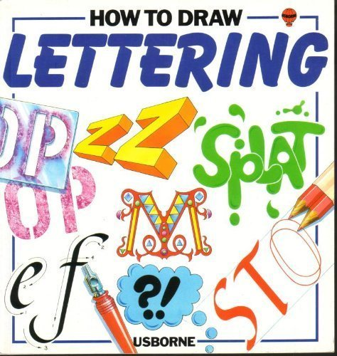 How to Draw Lettering (Young Artist): Young, David, SMITH,