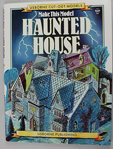 9780746006474: Make This Model: Haunted House (Cut Out Models Ser.)