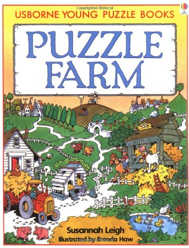 9780746007129: Puzzle Farm (Young Puzzles)