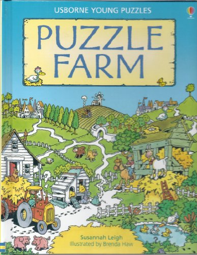 9780746007136: Puzzle Farm (Young Puzzles)