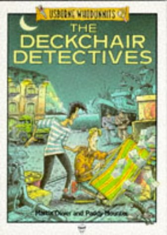 Deckchair Detectives: Gaby Waters