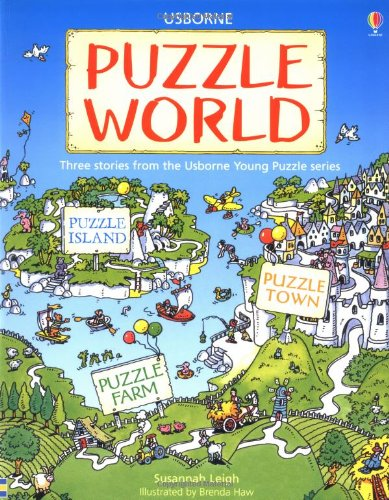 9780746007310: Puzzle World: Three Puzzle Stories for Young Readers