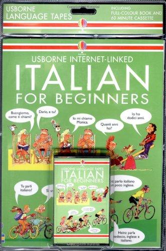 9780746008188: Italian for Beginners (Usborne Language for Beginners)